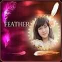 Feather Photo Frames icon