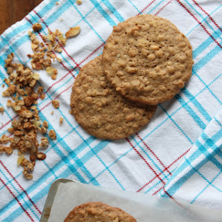 Granola Cereal Cookies Recipes