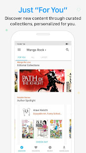App Manga Rock - Best Manga Reader APK for Windows Phone