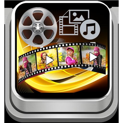 写真とムービーメーカー 遊戲 App LOGO-硬是要APP