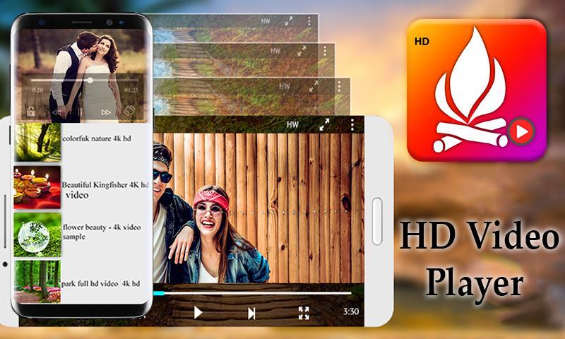 Скриншот HD Video Player MAX HD Player -Full HD VideoPlayer