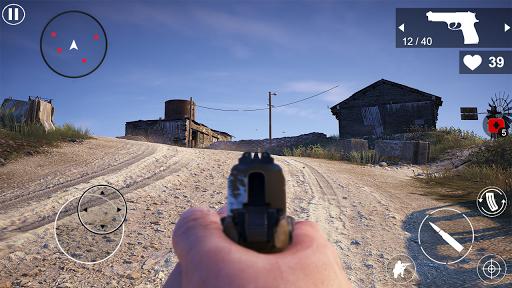 Swat Desert Force : offline shooting games image   4
