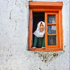 Alice through the looking glass by Inderjit Singh - People Street & Candids ( pwcwindow )