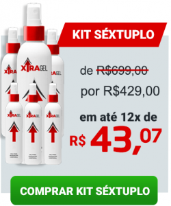 Stragel kit Sextuplo
