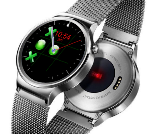 TicTacToe Watchface