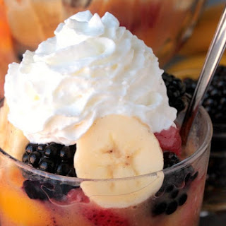Fruit Salad With Vanilla Pudding Recipes.