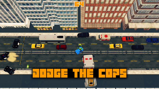 Car Chase Challenge 1