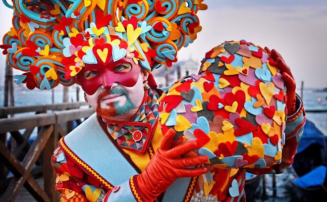 A Carnevale ogni cuore vale di Justinawind