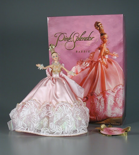 Doll | doll clothes:Pink Splendor Barbie