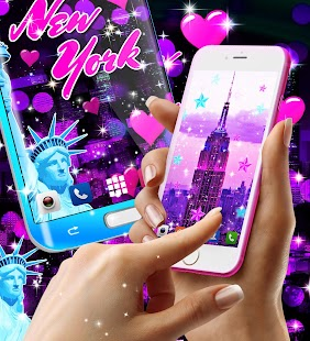 New York live wallpaper - náhled