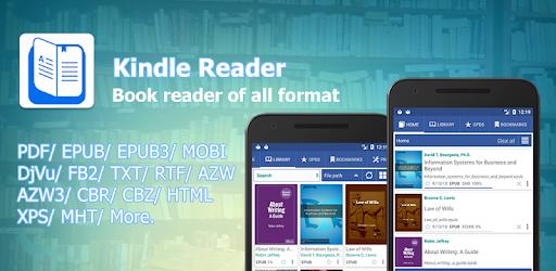 KReader read for kindle file, pdf and all formats – Appar på Google Play