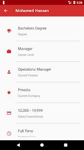 Jobs4all - náhled