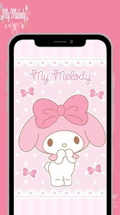 My Melody wallpapers sanrio - náhled