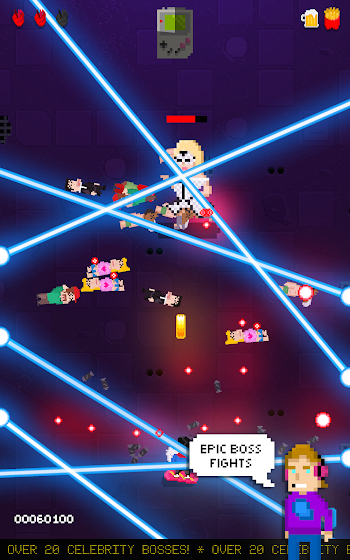 Shooting Stars!- screenshot