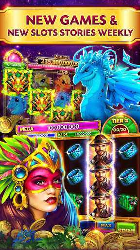 Caesars Slots: Free Slot Machines and Casino Games  gameplay | by HackJr.Pw 6