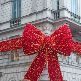 Building Decoration by Andrew Moore - Public Holidays Christmas (  )