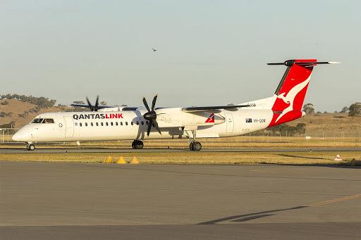Brace: Qantaslink Dash 8-400 Makes Emergency Landing In Brisbane