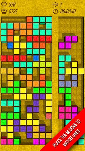 Lineup : Block Puzzle 14.7 screenshots 2