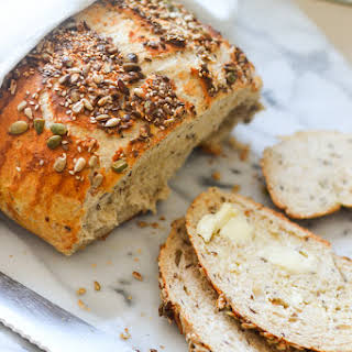 Seedy Artisan Bread.