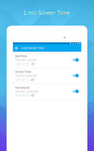 FamilyTime Parental Controls & Screen Time App- screenshot thumbnail