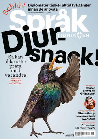Språktidningen 8/2017