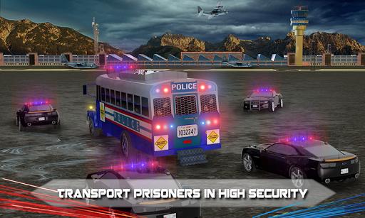 警方飛機監獄飛行