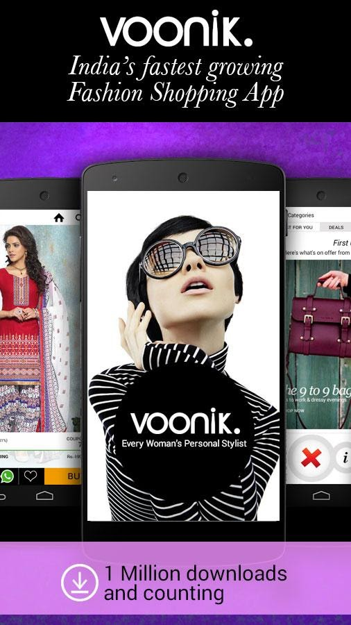 Voonik: Shopping App For Women