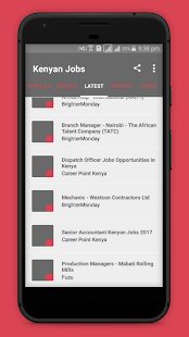 Kenyan Jobs: Find Jobs in Kenya - náhled
