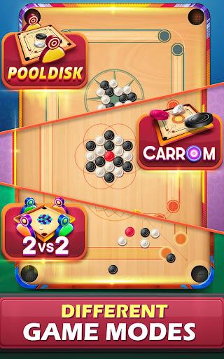 Carrom Friends: Online Carrom Board Disc Pool Game screenshots 2