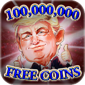 President Trump Slot Machines