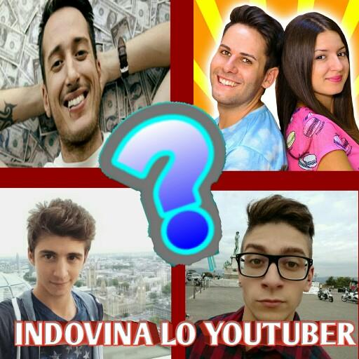 Indovina Lo Youtuber (game)
