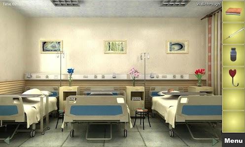 Imprisoning Ward Escape screenshot 1