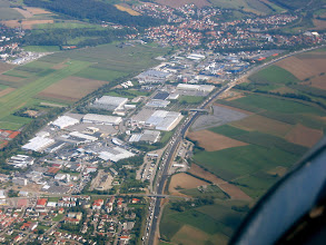 Photo: Sinsheim Industriegebiet