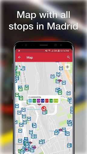 Madrid Transport screenshot 3