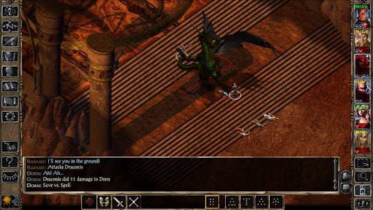 Baldur's Gate II MOD APK 2.5.16.6 (Unlimited Money) 8