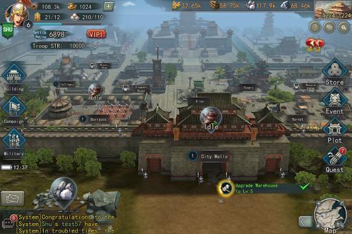 New Romance of the Three Kingdoms 1.1.0 screenshots 6
