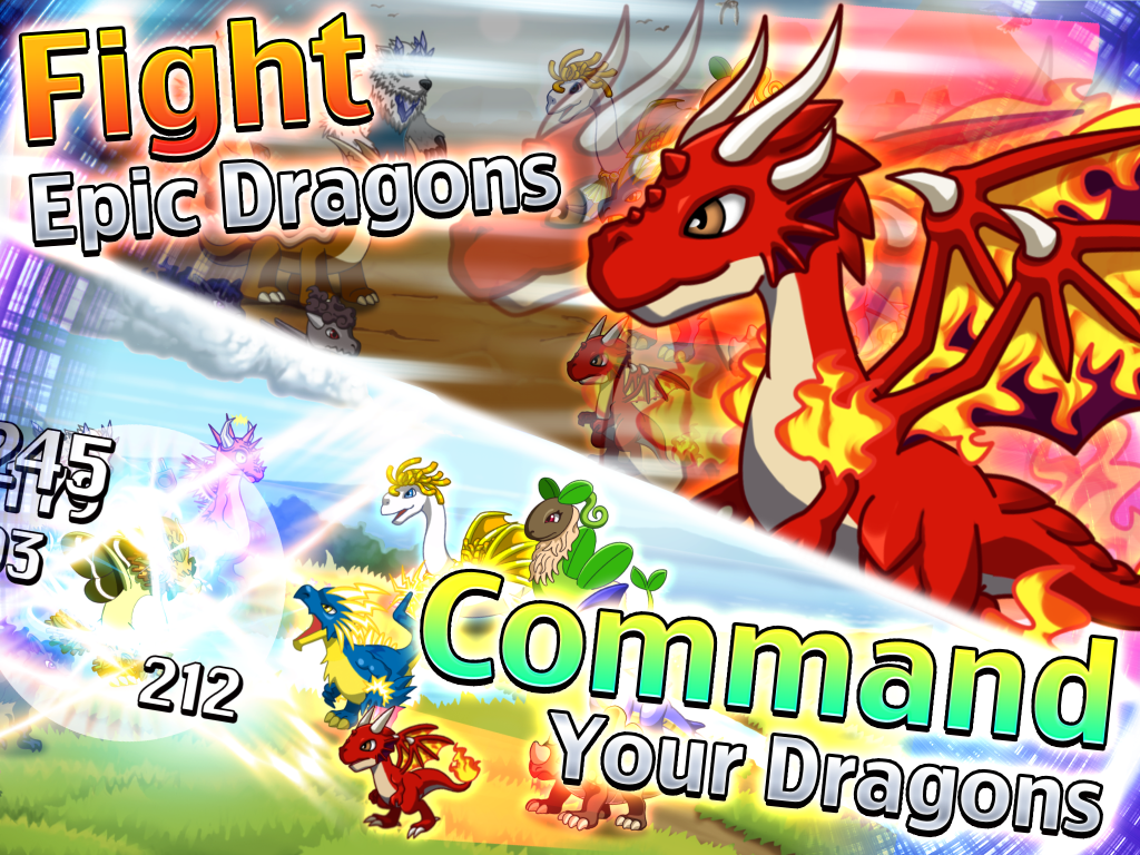 Dragon X Dragon City Sim Game Android Apps On Google Play