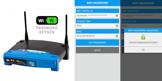 wifi password key generator apk