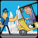 Rickshaw Thief Run icon