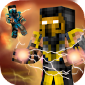 Block Mortal Survival Battle icon