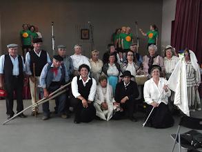 Photo: Este grupo é constituído por elementos dos 50 aos 85 anos