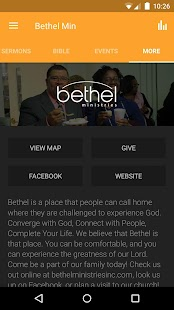 Bethel Ministries Inc.- screenshot thumbnail