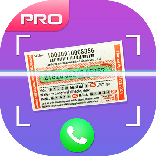 Camera Recharge Mobile Card Pro(No Ads)