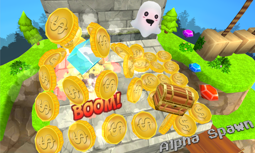 Coinzer - Free Coin Pusher