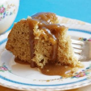 Staple Maple Cake with Penuche Icing