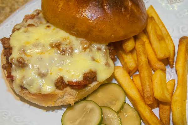 Sandwich Essentials: Kicked Up Sloppy Joe's Recipe