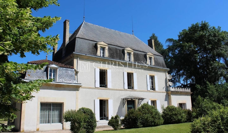 Castle Sainte-Foy-la-Grande