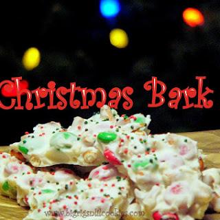 Christmas Bark.
