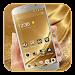 Gold Silk Luxury deluxe Theme icon