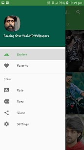 Rocking Star Yash HD Wallpaper 2019 2.0.0 Android APK Mod 3